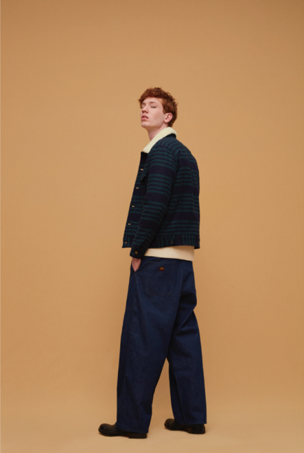 Lee men's look book